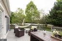 Large deck with plenty of room for entertaining - 802 SE TINA DR SE, LEESBURG