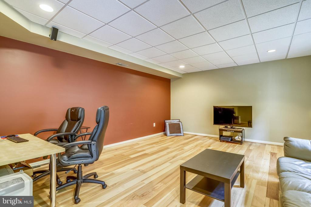 Large room in basement- for learning / work/ play - 7132 AYERS MEADOW LN, SPRINGFIELD
