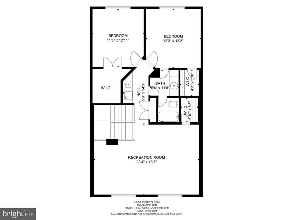Level 3 - 22950 FANSHAW SQ, BRAMBLETON