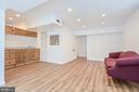 Basement could be separate apartment - 2800 N PERSHING DR, ARLINGTON