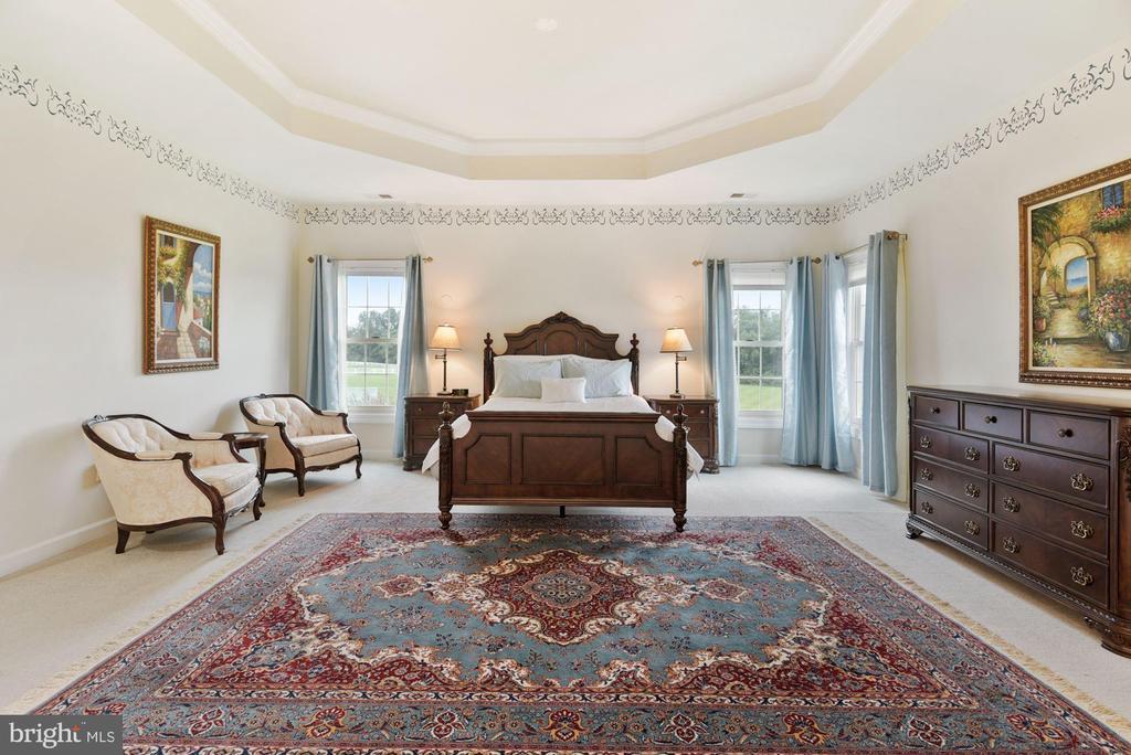 Master bedroom - 22340 ESSEX VIEW DR, GAITHERSBURG