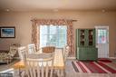 2nd house dining - 9301 MILL POND RD, SPOTSYLVANIA