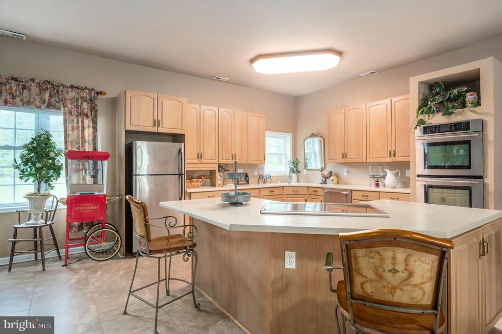 2nd house on property kitchen - 9301 MILL POND RD, SPOTSYLVANIA