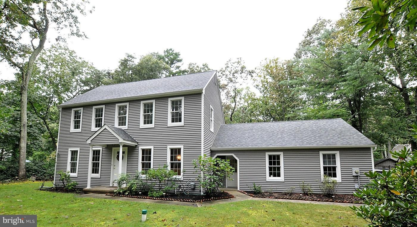 Single Family Homes for Sale at Tabernacle, New Jersey 08088 United States