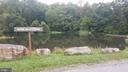 Fishing pond right down the street - 113 REDHAVEN CT, THURMONT