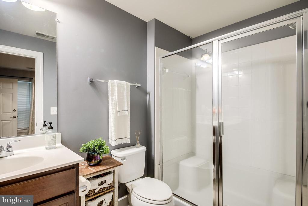 Private Full Bath - 20287 CENTER BROOK SQ, STERLING