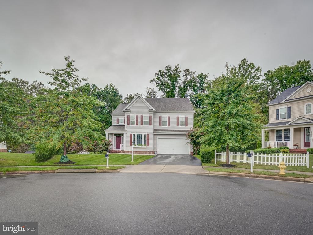 extra parking on road - 16496 CHATTANOOGA LN, WOODBRIDGE