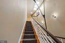 STAIRCASE TO ALL FLOORS - 1314 19TH ST NW, WASHINGTON