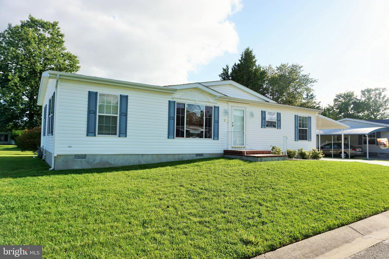 Single Family Homes pour l Vente à Buena, New Jersey 08310 États-Unis