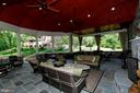 In-law Suite Entrance - 8225 WOLF RUN SHOALS RD, CLIFTON