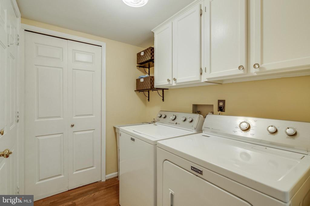 Laundry Room - 15506 BARRINGTON PL, DUMFRIES