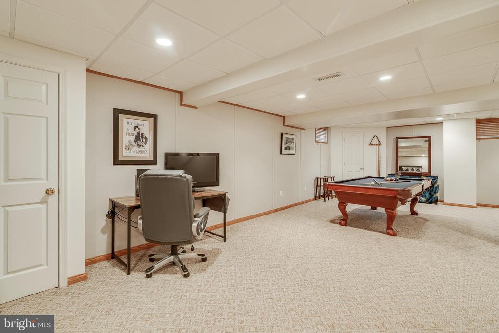 Basement Rec Room - 15506 BARRINGTON PL, DUMFRIES