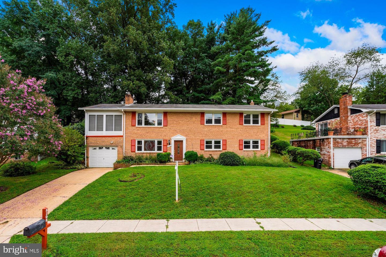 Single Family Homes vì Bán tại Temple Hills, Maryland 20748 Hoa Kỳ