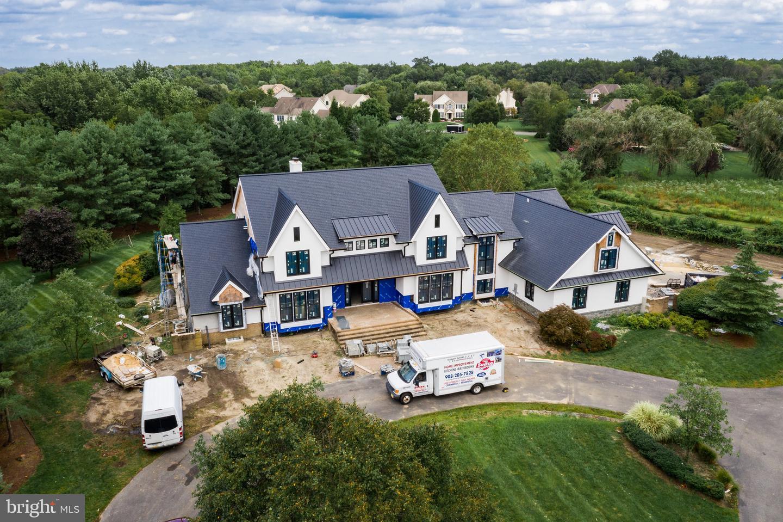 Single Family Homes pour l Vente à Moorestown, New Jersey 08057 États-Unis