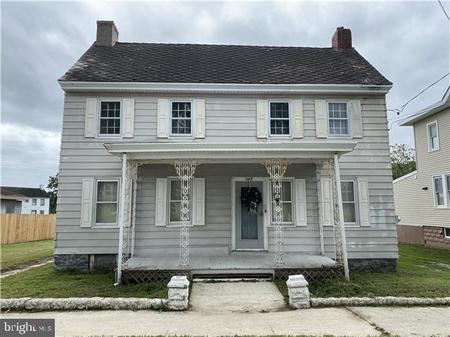 Single Family Homes por un Venta en Cedarville, Nueva Jersey 08311 Estados Unidos