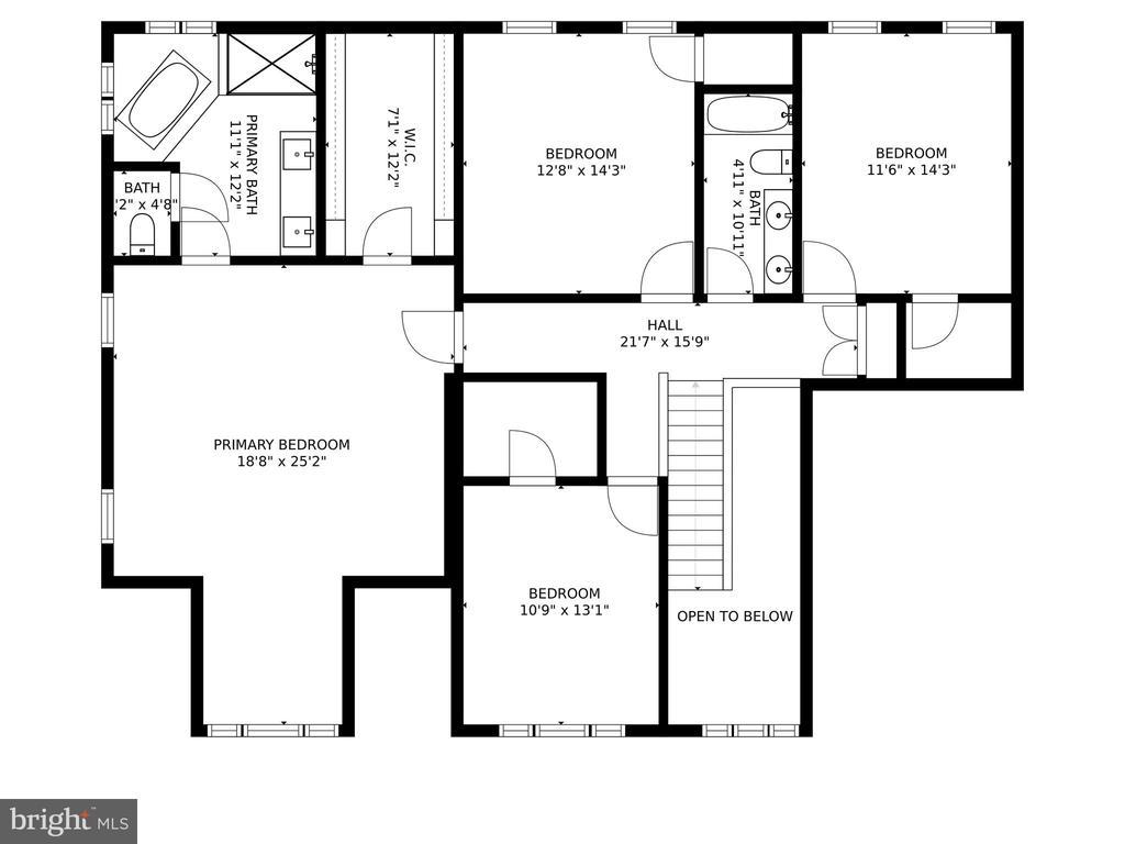 Upper level - 46476 MONTGOMERY PL, STERLING