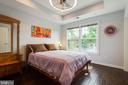 Second Bedroom w/ attached bath and custom closet - 5717 11TH ST N, ARLINGTON