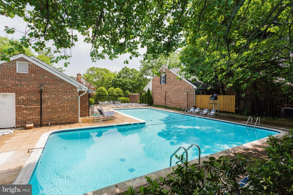 COMMUNITY POOL - 2440 S WALTER REED DR #1, ARLINGTON