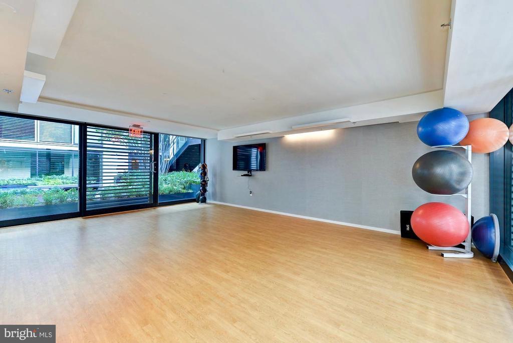Community Fitness Room - 925 H ST NW #810, WASHINGTON
