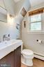 Half Bath on Main Floor - 11914 WAYLAND ST, OAKTON