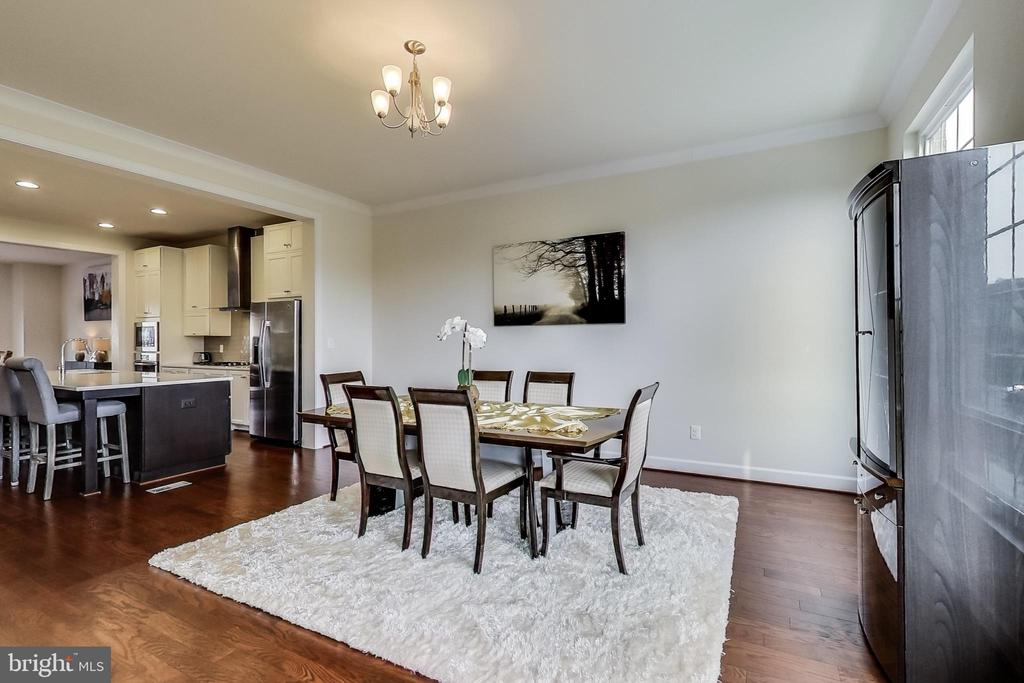Dinning/Kitchen Combo - 23148 BROOKSBANK SQ, BRAMBLETON