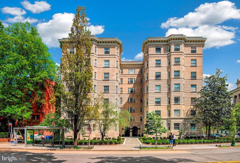 The Somerset House - A Wardman Building - 1801 16TH ST NW #105, WASHINGTON