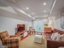 Living room - 4141 S FOUR MILE RUN DR #104, ARLINGTON