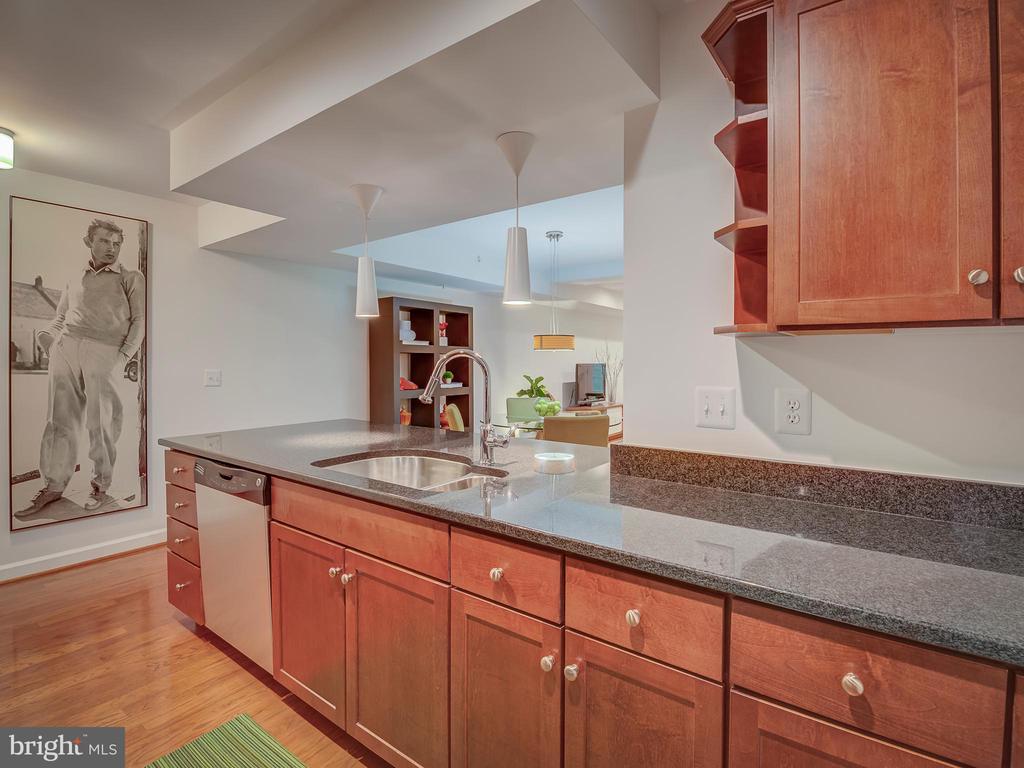 Kitchen - 4141 S FOUR MILE RUN DR #104, ARLINGTON