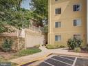 Back of building patio entrance - 4141 S FOUR MILE RUN DR #104, ARLINGTON