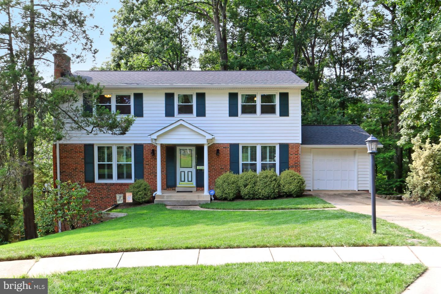 Single Family Homes for Sale at Springfield, Virginia 22152 United States