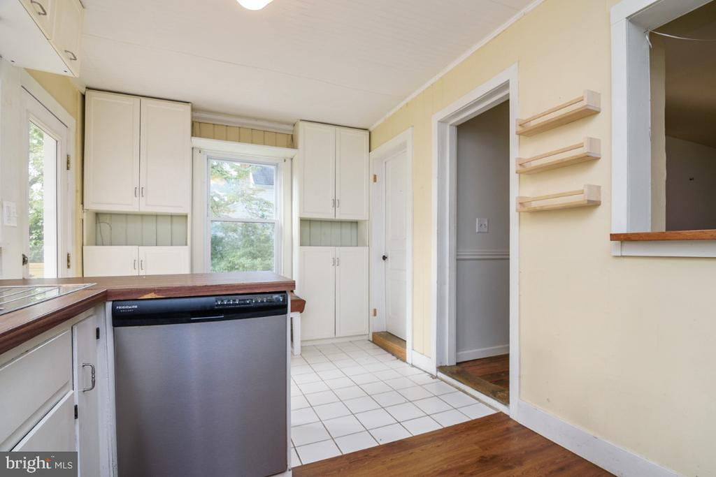 The Kitchen features space for a table and plenty - 3635 BUCKEYSTOWN PIKE, BUCKEYSTOWN