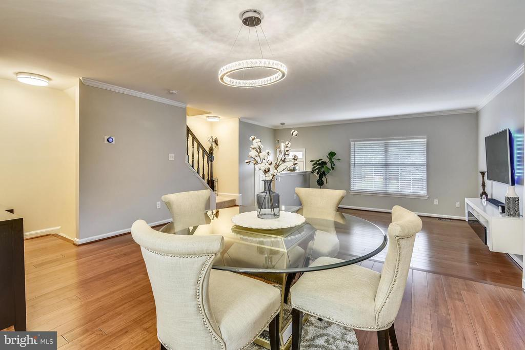 Large Enough to host Thanksgiving! - 21115 FIRESIDE CT, STERLING