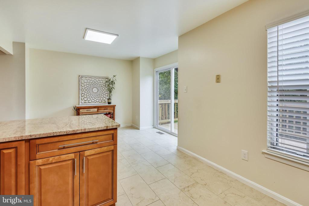 Granite Counters - 21115 FIRESIDE CT, STERLING