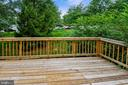 Amazing Deck - 21115 FIRESIDE CT, STERLING