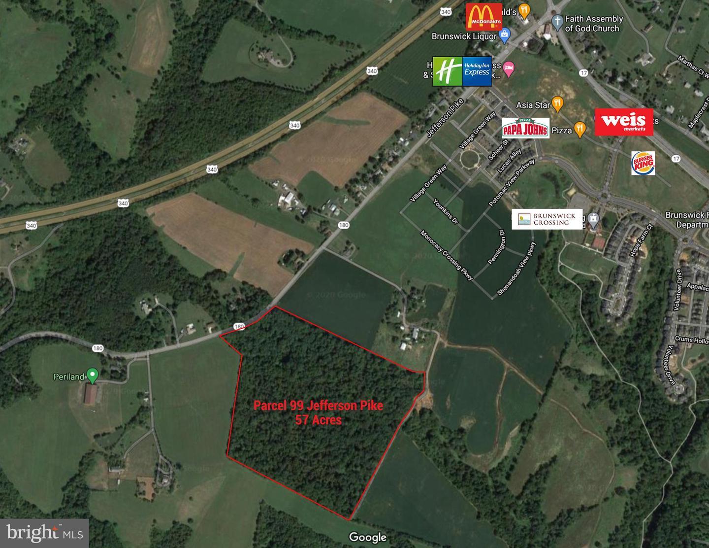 Land for Sale at Brunswick, Maryland 21758 United States