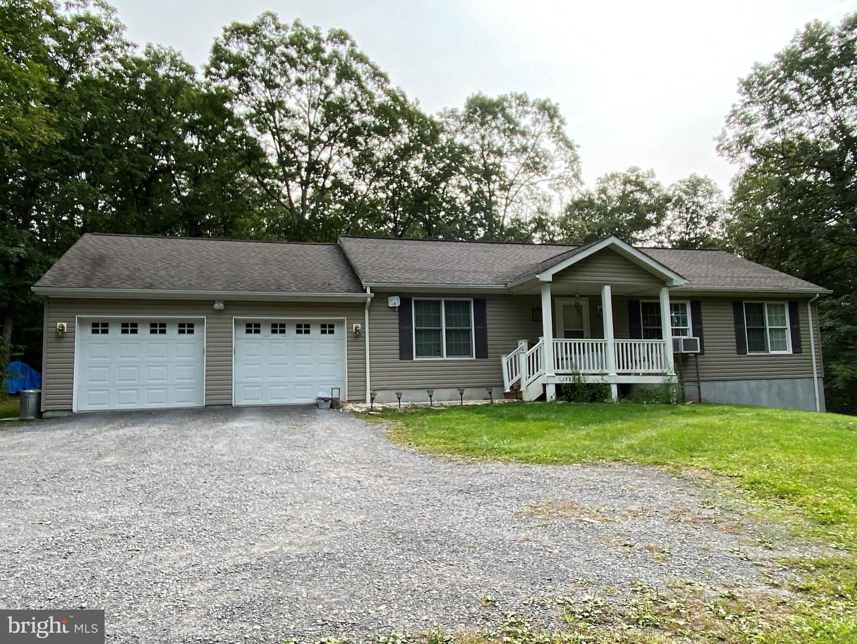 Single Family Homes pour l Vente à Swanton, Maryland 21561 États-Unis