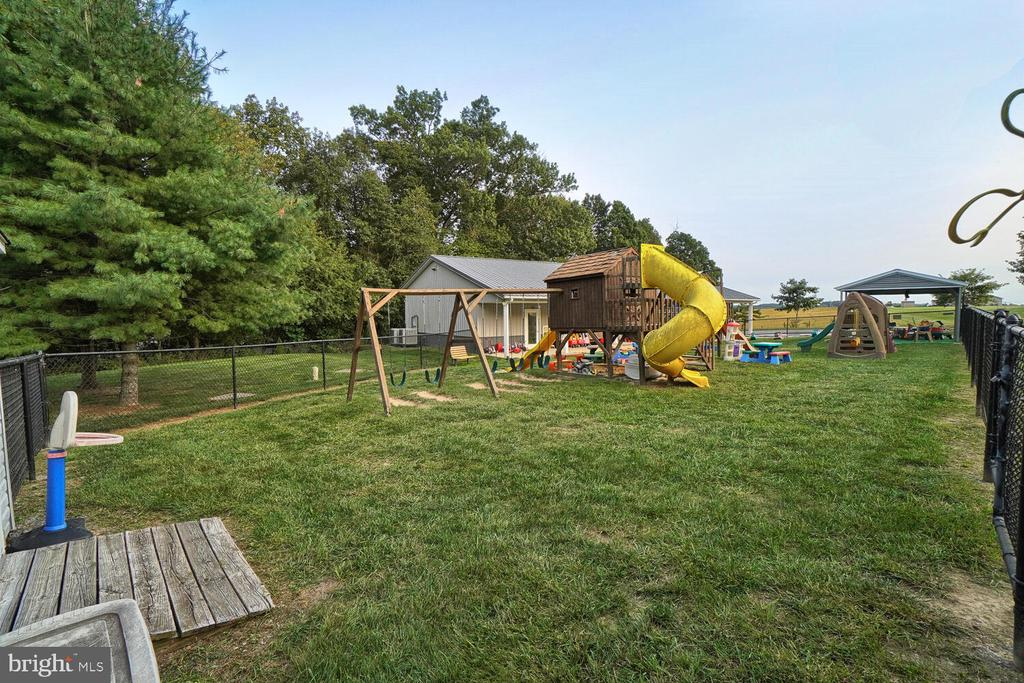 Playground equipment for learning center/daycare - 11829 CASH SMITH RD, KEYMAR