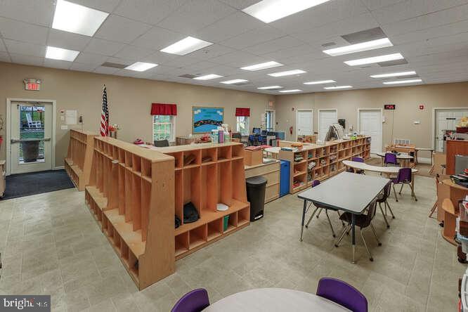 Teaching area - 11829 CASH SMITH RD, KEYMAR
