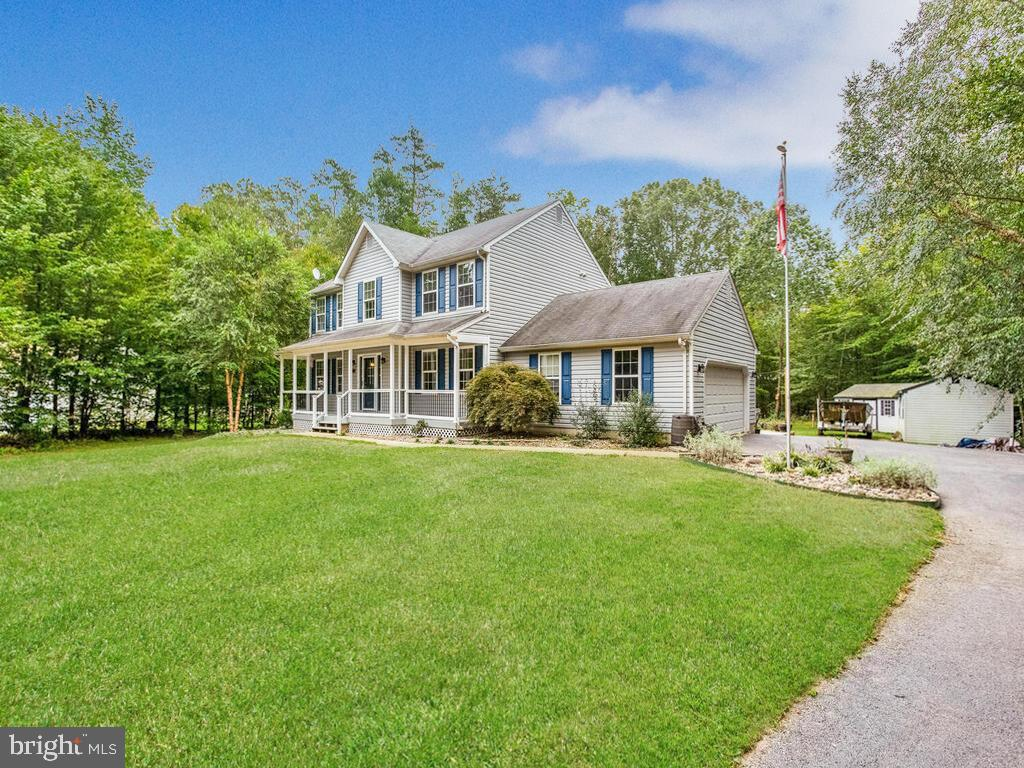 Single Family Homes for Sale at Huntingtown, Maryland 20639 United States