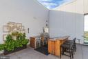 Grilling area - 1111 19TH ST N #1706, ARLINGTON