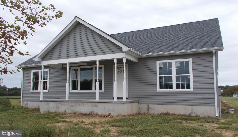 Single Family Homes för Försäljning vid Hurlock, Maryland 21643 Förenta staterna