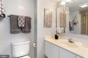 2nd en-suite bathroom - 1600 N OAK ST #308, ARLINGTON
