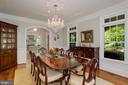 Dining Room - 3629 N VERMONT ST, ARLINGTON