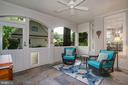 Screened-in Porch - 3629 N VERMONT ST, ARLINGTON