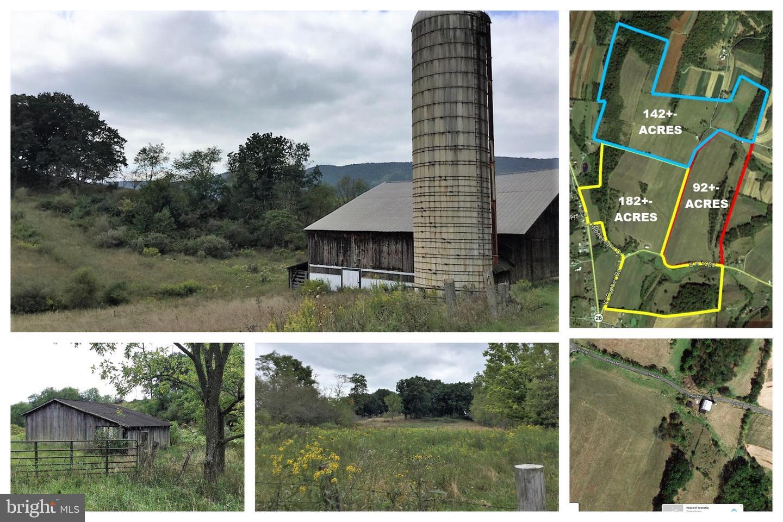 土地 為 出售 在 Everett, 賓夕法尼亞州 15537 美國