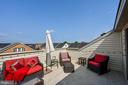 4th Level Private Rooftop Patio - 43213 DEPASCALE SQ, ASHBURN