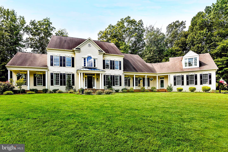 Single Family Homes 为 销售 在 Crownsville, 马里兰州 21032 美国