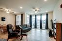 Dramatic floor to ceiling windows - 11200 RESTON STATION BLVD #402, RESTON