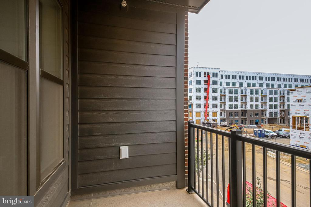 Balcony - 11200 RESTON STATION BLVD #402, RESTON