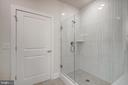 Frameless Glass Shower - 11200 RESTON STATION BLVD #402, RESTON